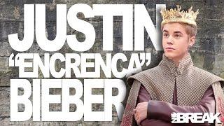"Justin ""Encrenca"" Bieber #92"