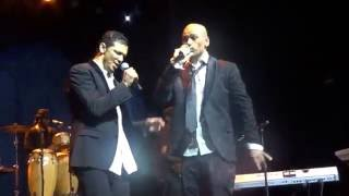 Chico and El DeBarge-Rhythm Of The Night (LIVE 5/21/16)