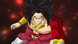 Super Saiyan 4 Broly - Theme Song ! [Unofficial]