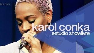 """Karol Conka em """"Caxambu"""" no Estúdio Showlivre 2013"""