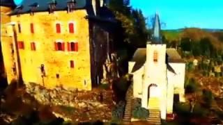 La chapelle au clair de lune - Pierre PARKS