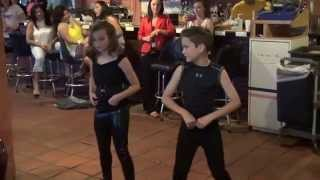 Your the one that I want Kids Grease Mob Mexican Restaurant 2014