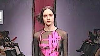 CHRISTIAN LACROIX Fall 1999 2000 Paris - Fashion Channel