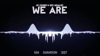 Jo Cohen & Sex Whales - We Are
