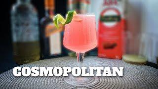 Como Fazer Cosmopolitan (Sex and The City) | E Tome Drink!