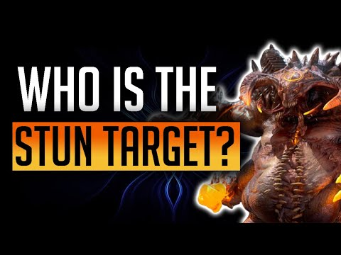 RAID | Controlling Aggro! | Dungeon Waves & Clan Boss Stun Targeting!