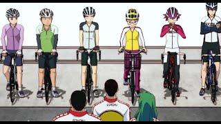 Yowamushi Pedal - Welcoming Race  AMV