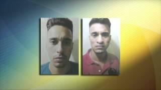 Polícia Civil prende dois homens foragidos do estado de SP