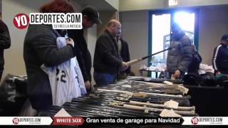 White Sox Holiday Garage Sale december