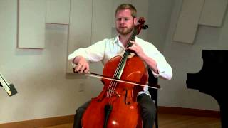 Cello Excerpt: Beethoven Symphony No. 5, 2nd movement