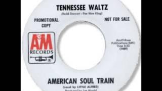 American Soul Train - Tennessee Waltz 1968.