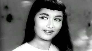 Naina Barse Rim Zim - Lata Mangeshkar, Sadhna, Woh Kaun Thi, Romantic Song