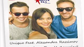 Unique feat.Alessandra Rassimov - αγάπη σαν καλοκαίρι | agapi san kalokairi (NEO 2014) HQ
