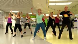 Dance Aerobic Choreography,, 24.01.2017.