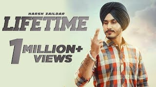 Lifetime : Harsh Zaildar (Official Video) Preet Hundal | Latest Punjabi Songs 2018 | Folk Rakaat width=