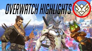 Overwatch Highlights (Not really)