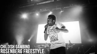 Childish Gambino - Rosenberg Freestyle (Grinding My Whole Life)