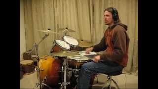 Garth Brooks - The Night I Called the Old Man Out: Drum Cover for Students