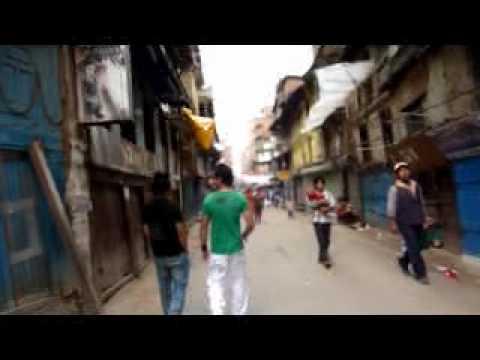 ネパール・ストライキ6日目のカトマンズ⑤(10.5.05)