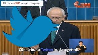 Genel müdür Kılıçdaroğlu'ndan cahilce yalan !!