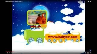 baby tv baby chef ad