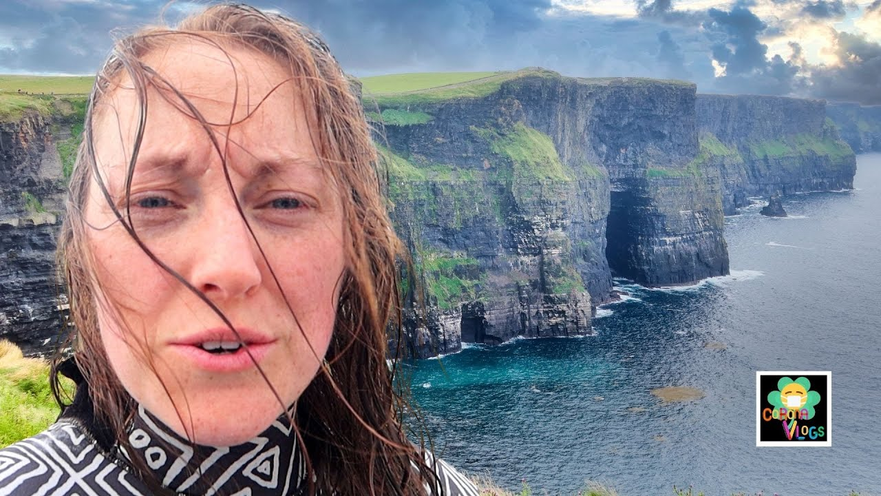 One Night in Clare – Seeing The Cliffs of Moher & Surfing in Lahinch!