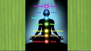 Chakra Meditation Using Natural Energy