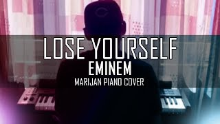 Eminem - Lose Yourself | Piano Cover + Sheets