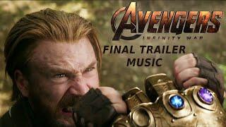 Avengers: Infinity War - Final Trailer #2 Music [Audiomachine - Redshift (Trailer Mix)]