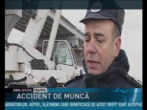 ACCIDENT DE MUNCĂ