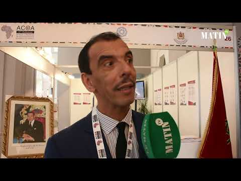 Video : ACOA 2019 : Khalil Nazih, directeur du CRI Souss Massa