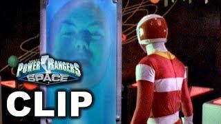 Power Rangers In Space - Zordon Dies/Z-Wave ('Countdown To Destruction' Finale Episode)