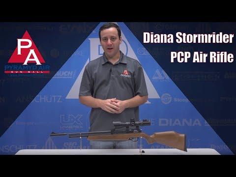 Video: Diana Stormrider PCP Air Rifle | Pyramyd Air