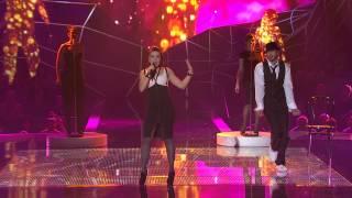 Entscheidungsshow zum ESC 2013 - Ally mit «Catch Me»