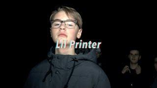 Lil Printer x Kvalité - SNUTEN-POLISEN (Official Music Video)