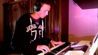 DJ Antoine vs Timati feat. Kalenna - Welcome To St. Tropez [on keyboard]