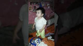 Mi Chiquita bailando