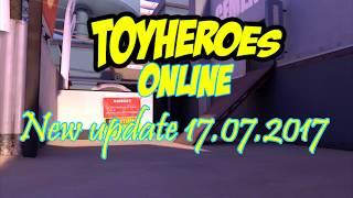 ToyHeroes - New update - 17.07.2017