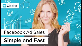 How to Make Money FAST With Facebook Ads for Beginners   Oberlo Dropshipping