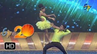 Bad Salsa Team Salsa Dance Performance -  in Khammam ETV @ 20 Celebrations