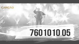 Final do Festival da Canção: Vota Fernando Daniel 760 10 10 05