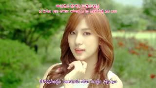 [KTV] APink - Petals (Romanization/English/Korean Lyrics) Karaoke