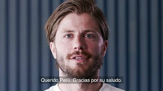 Herrelandsholdets svar til Peru