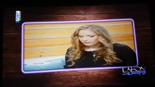 Poet Maria Tymchuk Saadeh - Arabic love poemالشاعرة ماريا  تيمتشوك سعاده تقراء قصيدة باللغة العربية