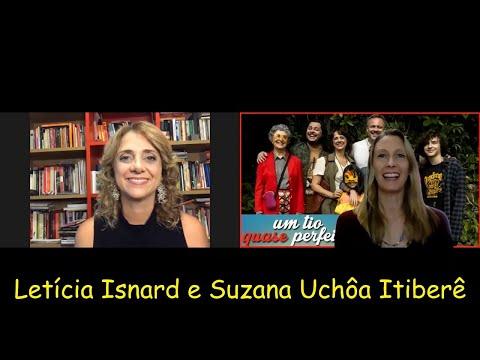 ENTREVISTA: Letícia Isnard - Um Tio Quase Perfeito 2