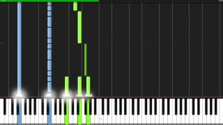 Dream Chasers - Future World Music [Piano Tutorial] (Synthesia)