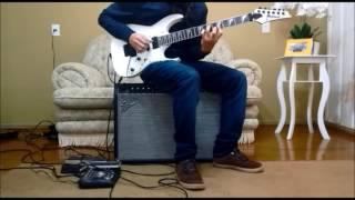 Mandy Harvey - Try (Guitar cover)