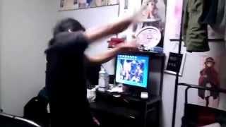 Japanese Player Osu! - Nightcore - Rockefeller Street