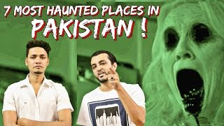 TOP 7 HAUNTED PLACES IN PAKISTAN !! l The Baigan Vines
