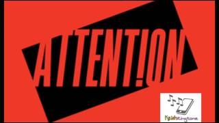 Charlie PuthAttention ringtone